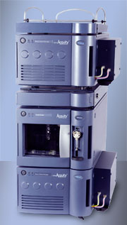 The nanoACQUITY UPLC® System with 2D Technology