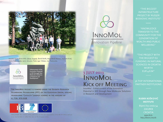 InnoMol Kick-off Meeting